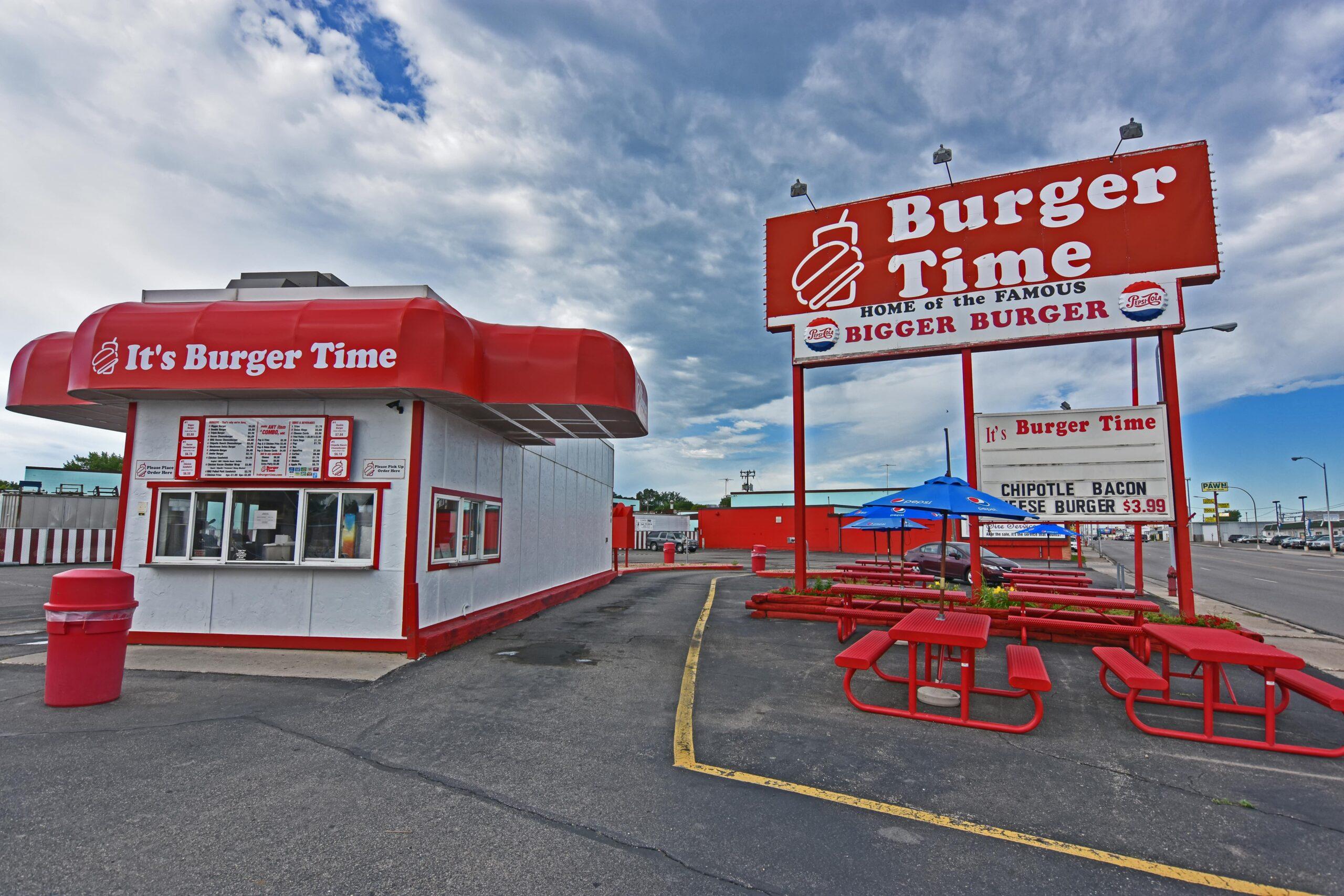 ItsBurgerTime Restaurant